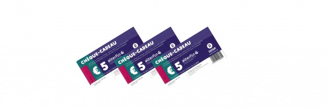 Souscrivez des parts Alterfin et recevez des chèques-cadeaux Oxfam